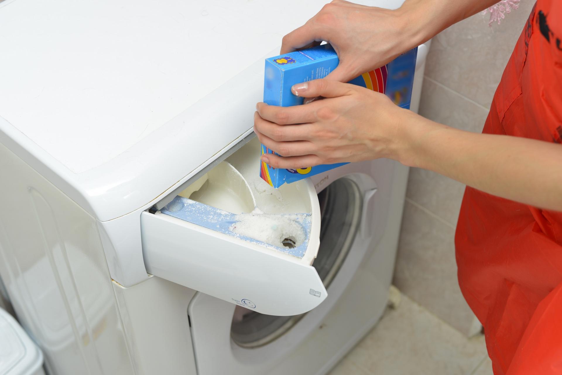 洗濯機に洗剤を直接入れてもいいの?
