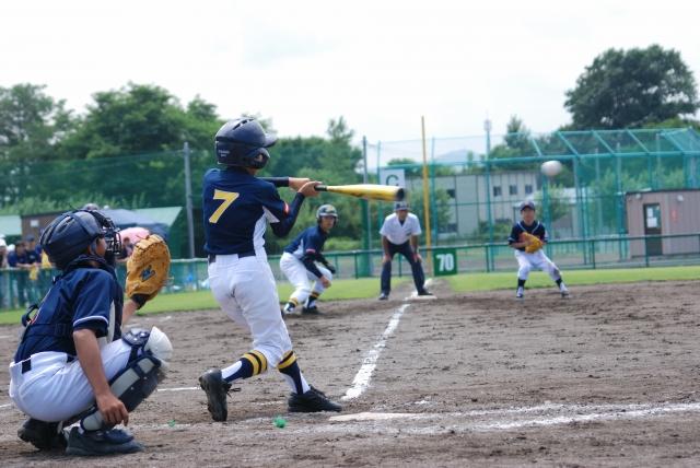 子供への野球の上手な教え方!