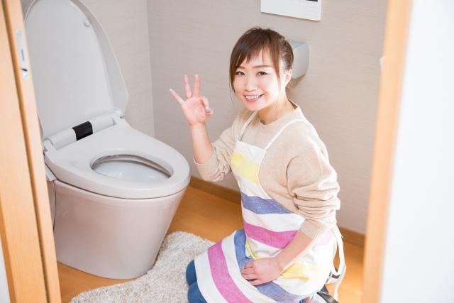 日々のトイレ掃除!どこから手を付けたらいいの?