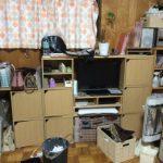 部屋の汚さは精神状態を表している?