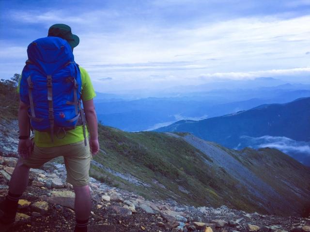 初めての登山で知っておきたいリュックの詰め方 !