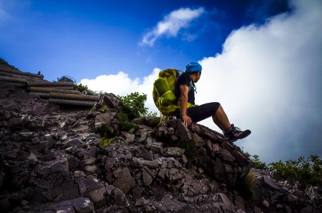 登山には登山の服装を!賢い登山用ズボンの選び方!