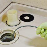 洗濯機の排水溝の掃除の仕方!